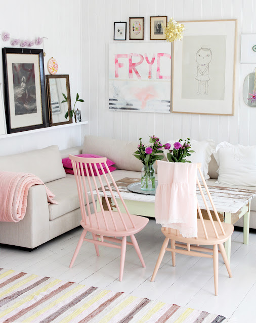 Dreamy pastel interior daily dream decor for Pastellfarben deko