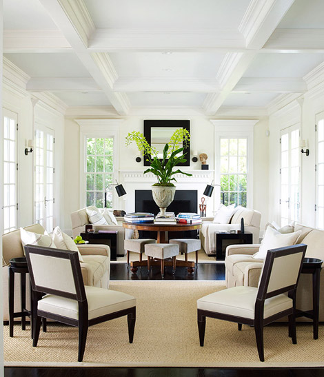Fall Is Just Around The Corner So Letu0027s Say A Little Goodbye To Summer With  A Beautiful U0026 Preppy East Hampton Interior.