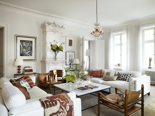 Elegant vintage modern decor daily dream decor for Vintage modern decor