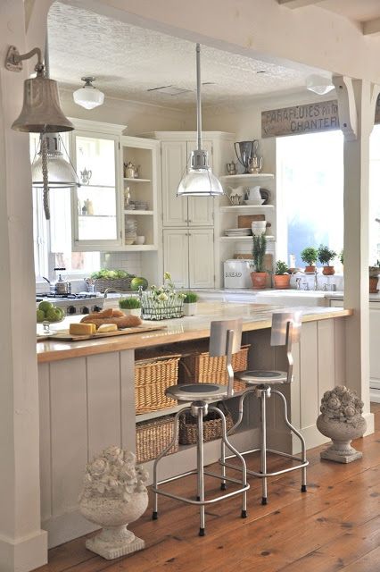 shabby chic what is that the clues in the name as it so often is we are talking style over fashion old over new it might be tatty but its got - Shabby Chic Kitchen