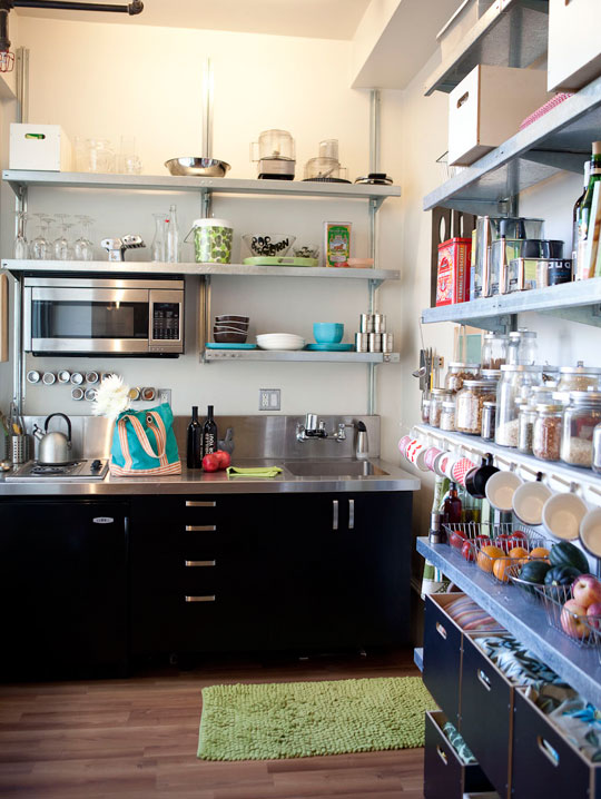 3 ways to display your kitchen appliances co daily for Kitchen ideas under 500