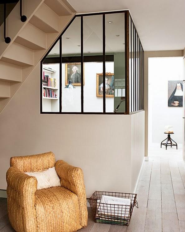 Parisian family duplex daily dream decor for Decoration maison 150m2