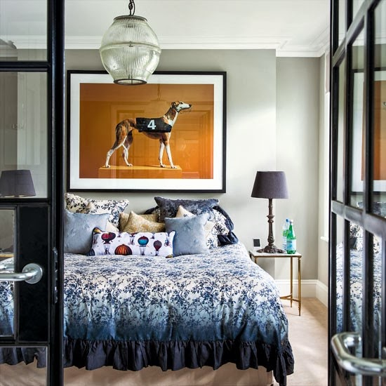 Quirky house in london daily dream decor for Quirky home decor uk