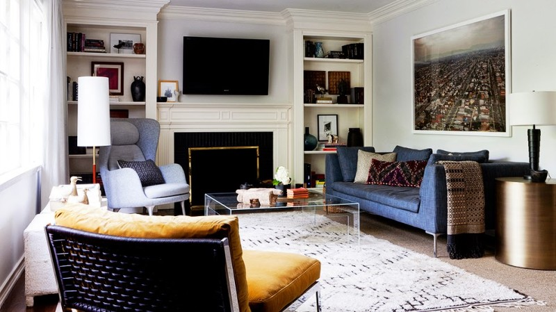 Eclectic modern home daily dream decor for Eclectic home decor