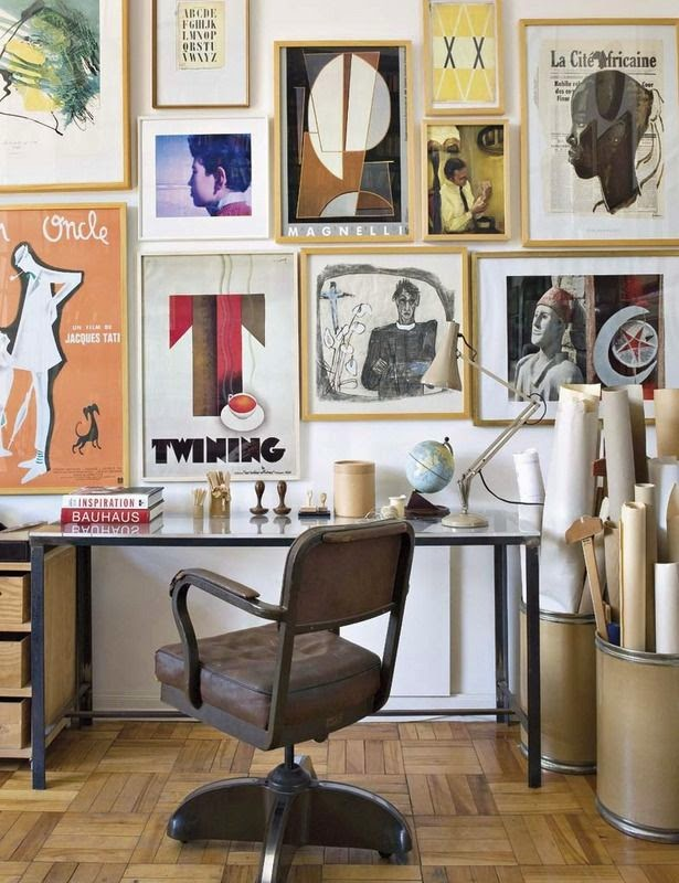 Quirky home office daily dream decor for Home decor quirky