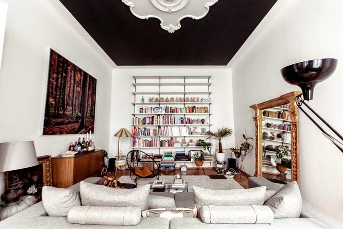 Studio apartment in vienna daily dream decor for Designer apartment vienna