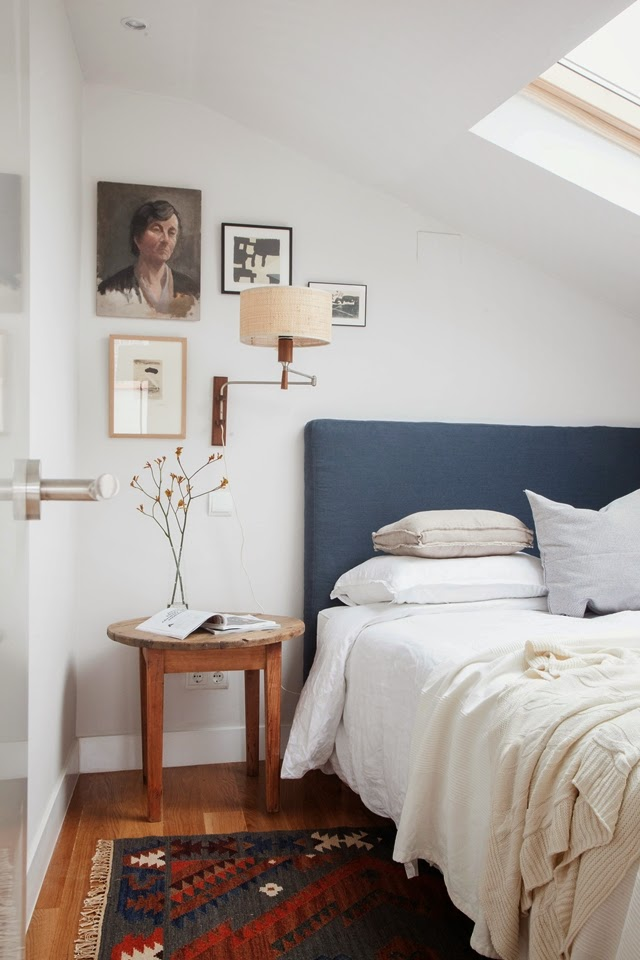 vintage modern apartment in madrid daily dream decor