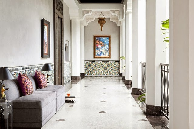 Moroccan Style Home Interesting Luxe Moroccan Style Home In California  Daily Dream Decor