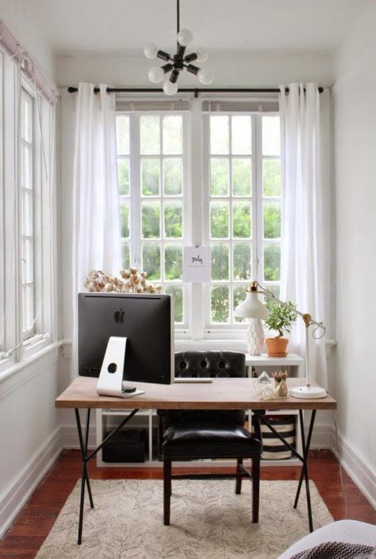 Preppy Nook Home Office Daily Dream Decor