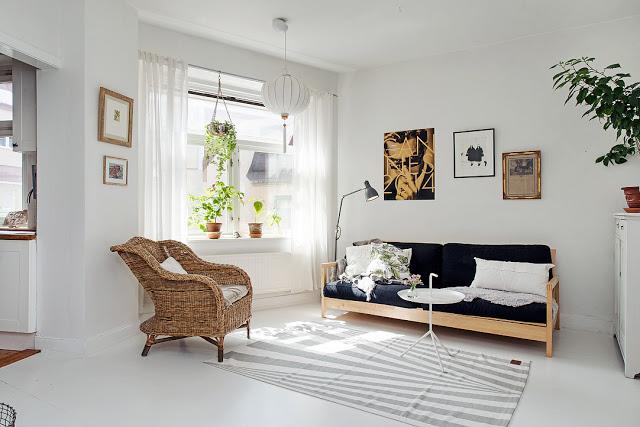 Cozy Swedish Apartment Daily Dream Decor
