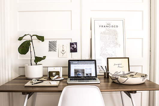 Creative Workspace Daily Dream Decor