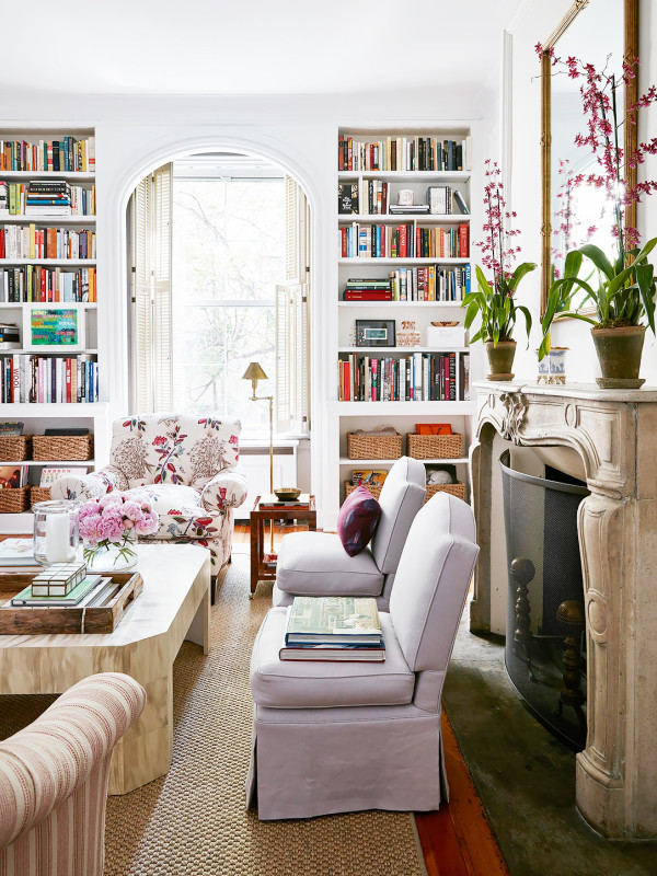I Think She Perfectly Achieved The Goal With This Stylish And Bright Apartment