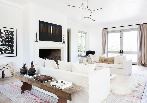 Step In This Uber Cool Malibu Farmhouse Daily Dream Decor
