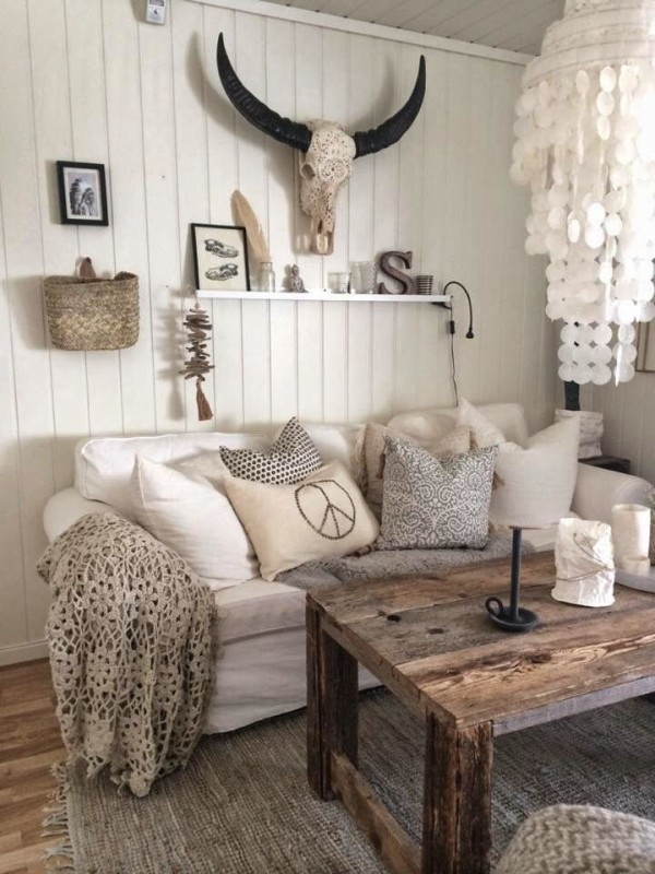 Design A Rustic Living Room With These Tips Daily Dream