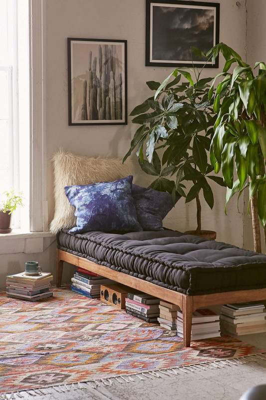 Three Bohemian Daybeds That Will Make You Dream Daily