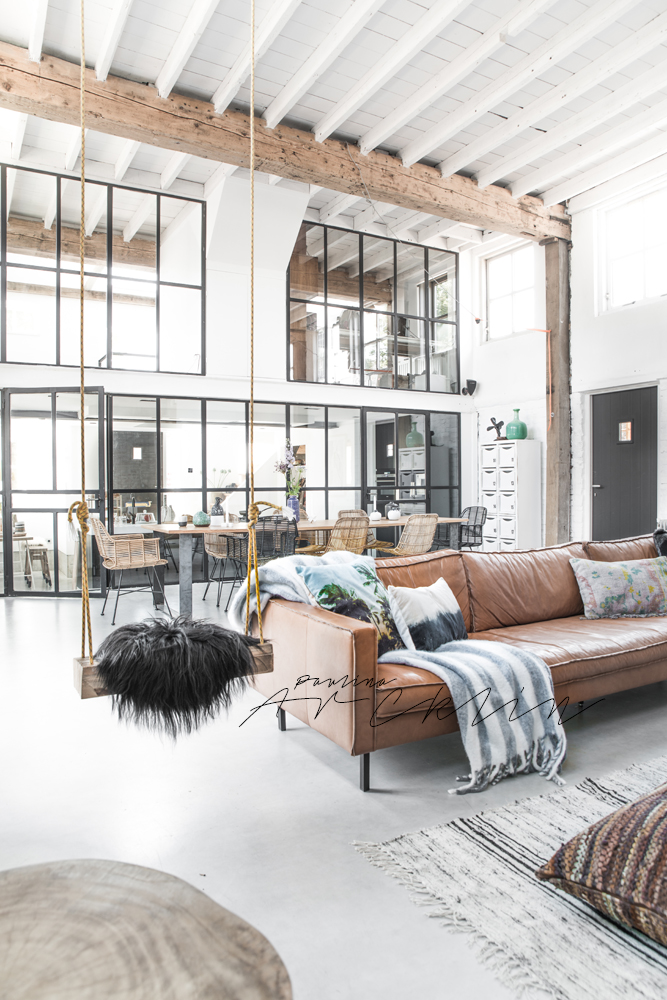 Dreamy rooms with lovely details daily dream decor - Deco style loft industriel ...