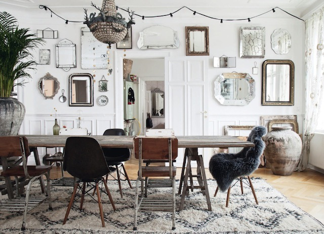Boho Chic Home The Scandinavian Way Daily Dream Decor