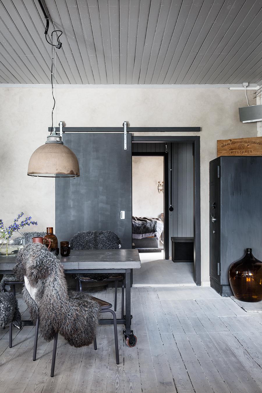 Can T Get Enough Of This Industrial Home Daily Dream Decor Bloglovin