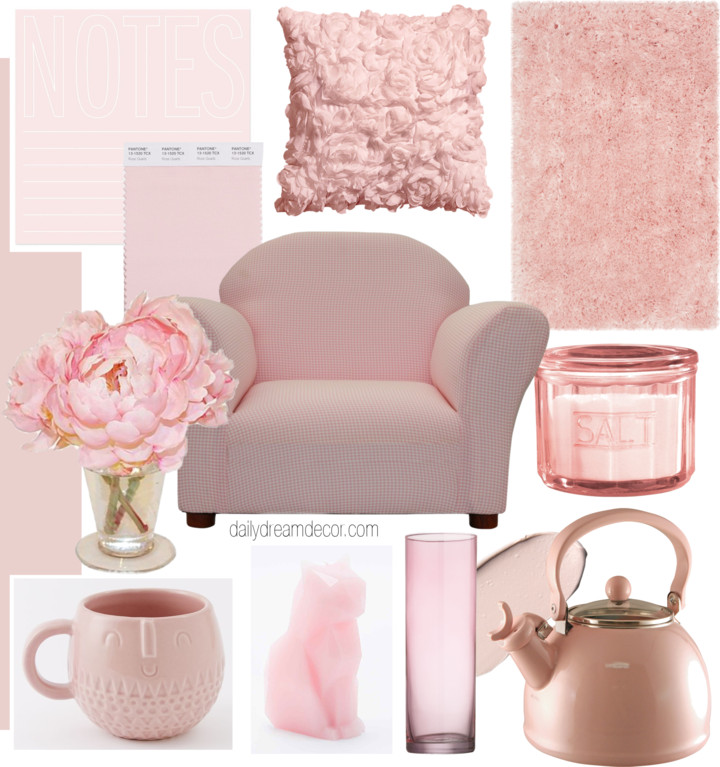 10 rose quartz decor items under 50 daily dream decor