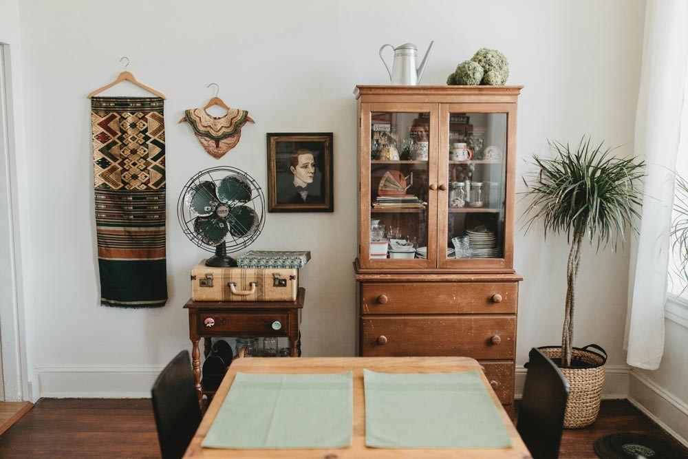 Dreamy bohemian home in Baltimore susanna cole king