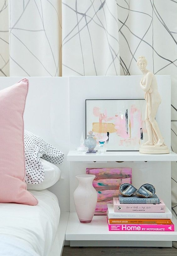 Dreamy ideas for your night stand
