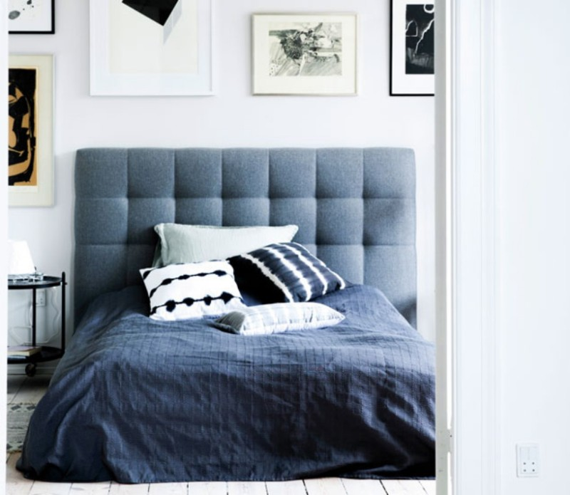 Nordic bedroom   workspace. Nordic bedroom   workspace   Daily Dream Decor