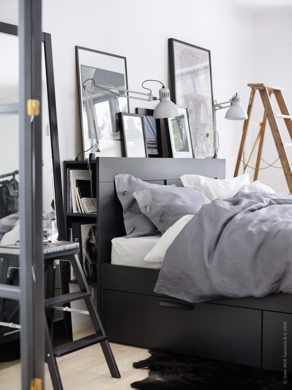 Cool modern ikea bedroom daily dream decor - Modern ikea bedroom ...