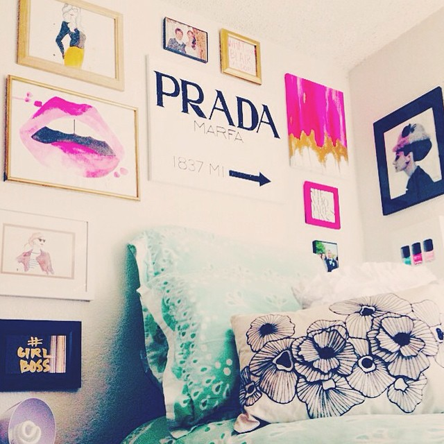 Ways To Incorporate Prada Marfa In Your Home