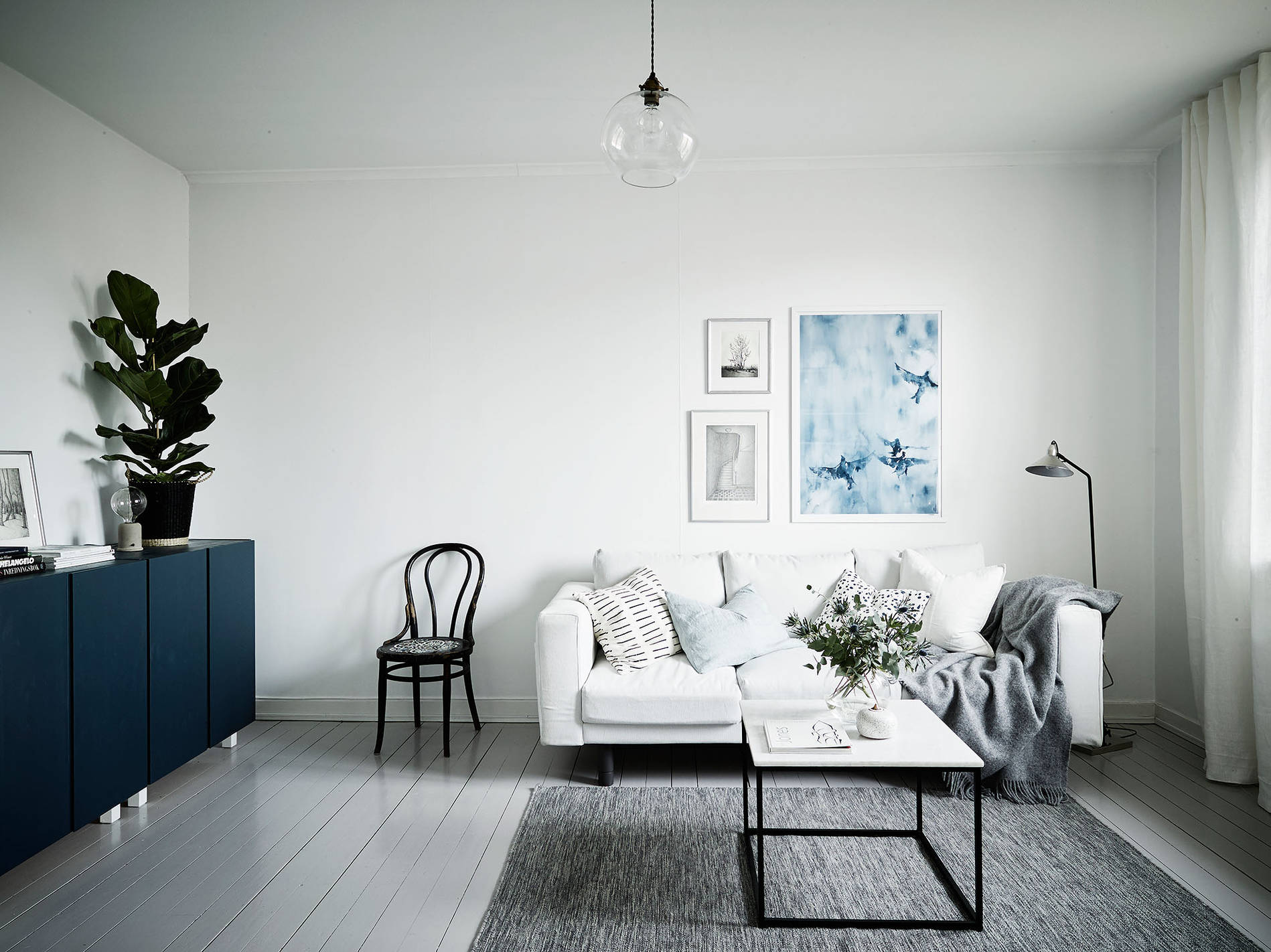 Soft Whites In A Dreamy Scandi Apartment Daily Dream Decor