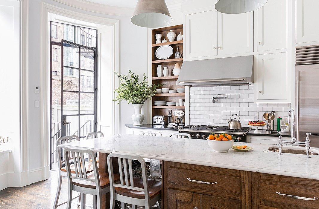 Dreamy kitchen home office - Daily Dream Decor