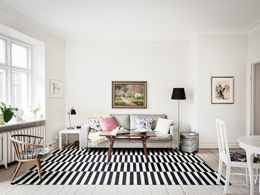 Another Delightful Airy Scandi Apartment Daily Dream Decor