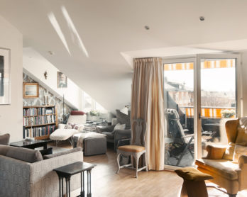 Dreamy nostalgic attic apartment - DailyDreamDecor @denisaluntraru