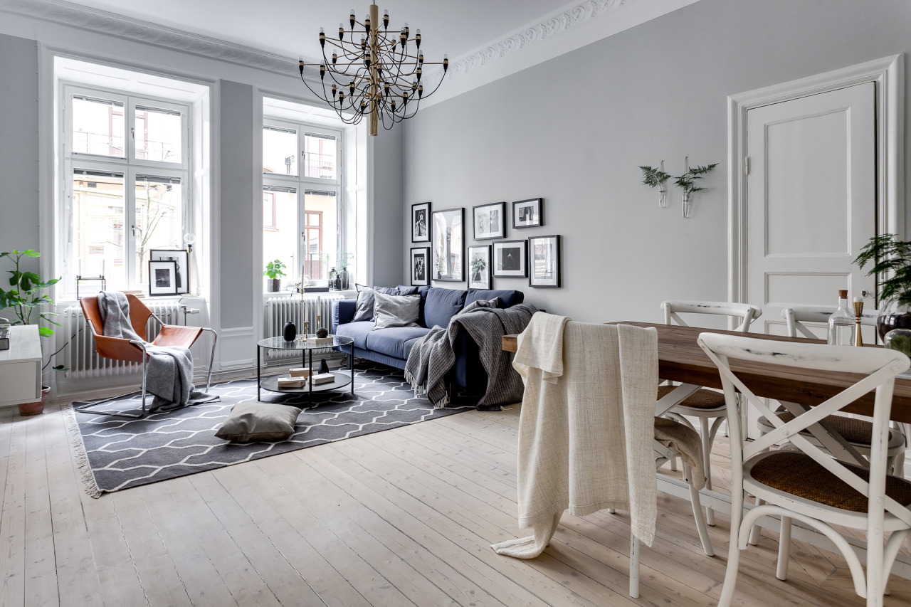 cozy inviting scandi apartment daily dream decor