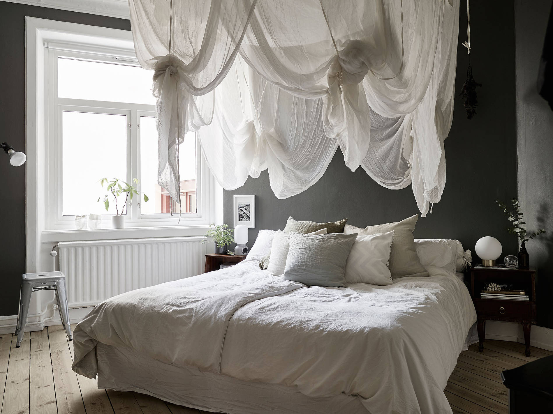 Dreamy apartment with a magical bedroom you have to see