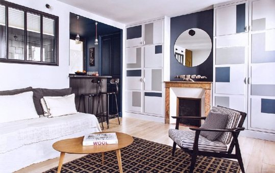 6 dreamy deco ideas for one room apartments - Daily Dream Decor