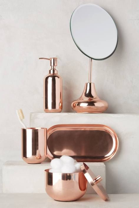 top 10 metallic elements for your bathroom daily dream decor ForBathroom Utensils