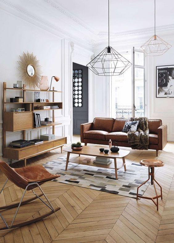 Top 5 Mid Century Living Rooms
