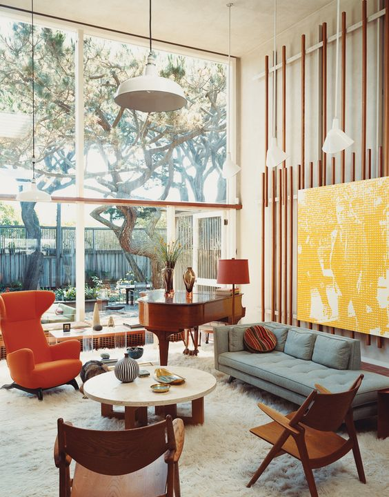 how to give your home a retro vibe daily dream decor