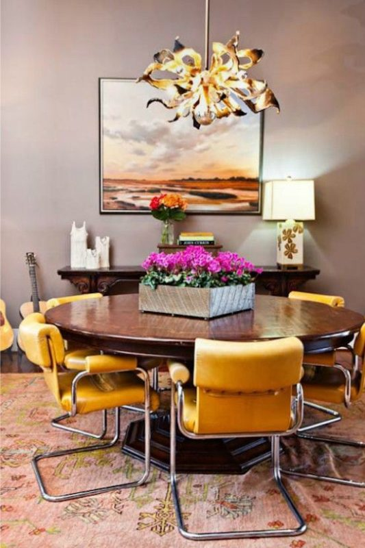 how to give your home a retro vibe daily decor