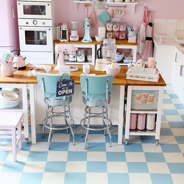 How To Give Your Home A Retro Vibe