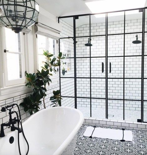 black and white tiles 2