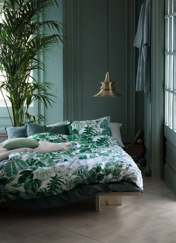 green bedroom cover 2