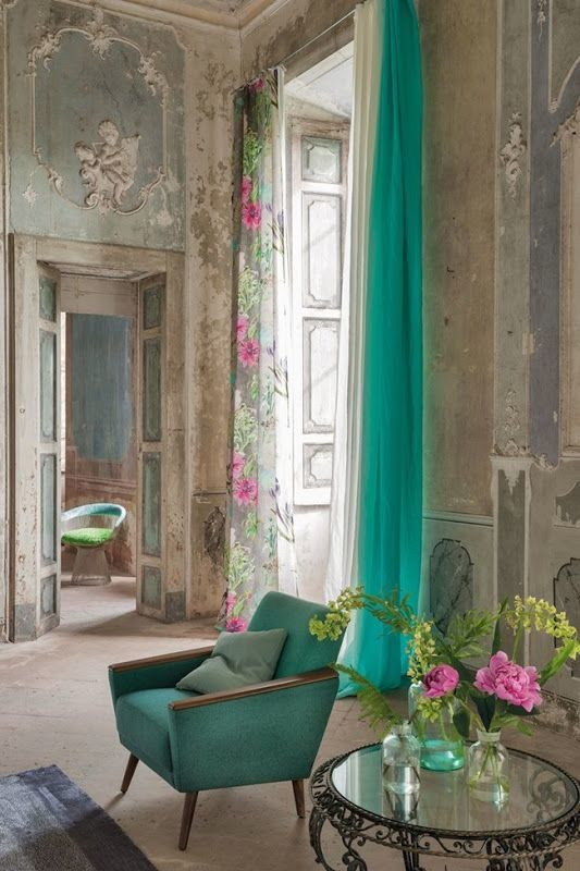 8 Splendid Vintage Rooms Daily Dream Decor