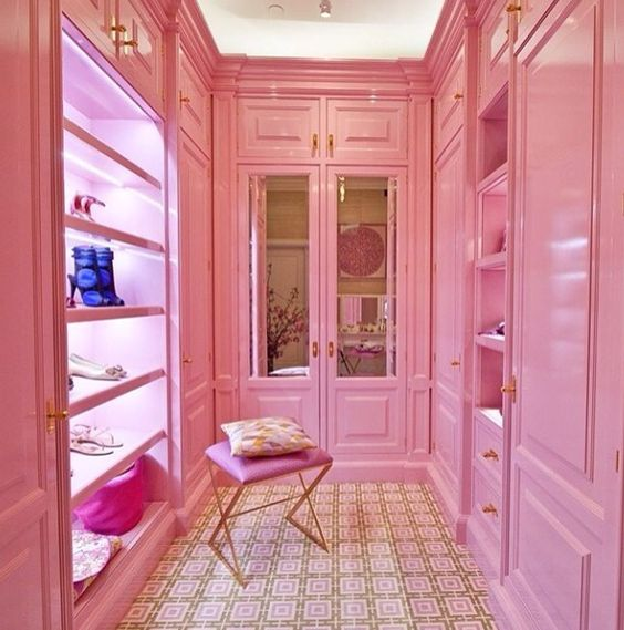 8 dazzling pink interiors you have to see - Daily Dream Decor