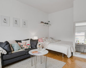 Tiny, lovely and charming apartment