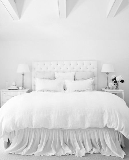 7 All White Spaces You Will Lust For Daily Dream Decor