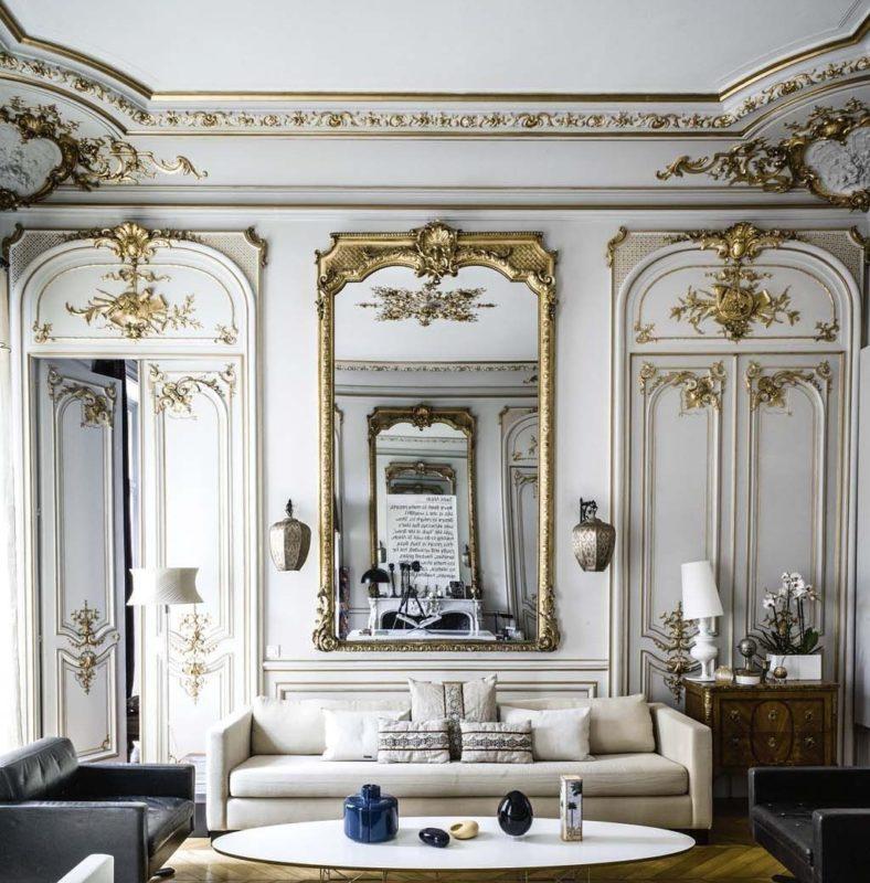 Paris Apartments: Chic & Romantic Paris Apartment