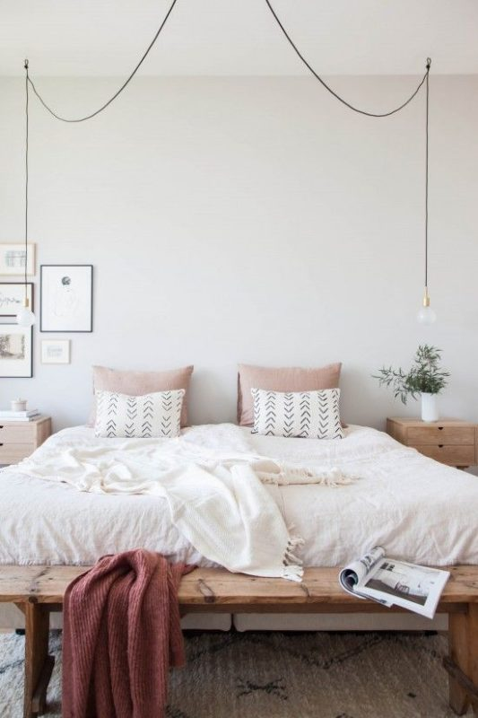 10 Minimal Cozy Bedrooms That Will Wish You Sweet Dreams