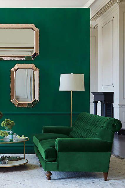 7 Emerald Green Spaces That Scream Elegance Daily Dream