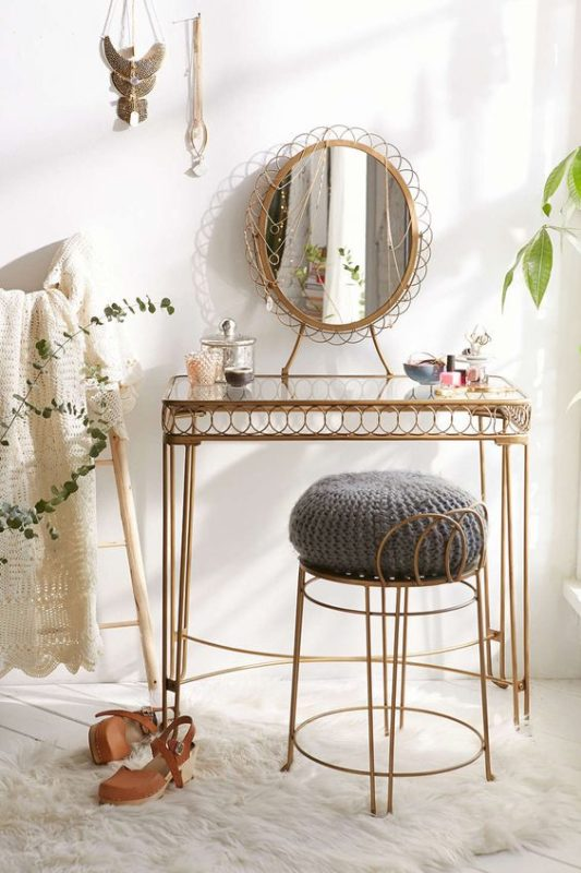 10 ravishing boho spaces that will make you dream daily dream decor - Making use of small spaces decor ...